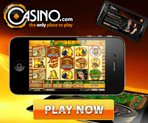 Casino sidebar