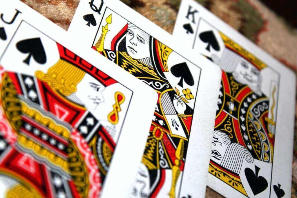 king-jack-and-queen-of-spades-playing-cards